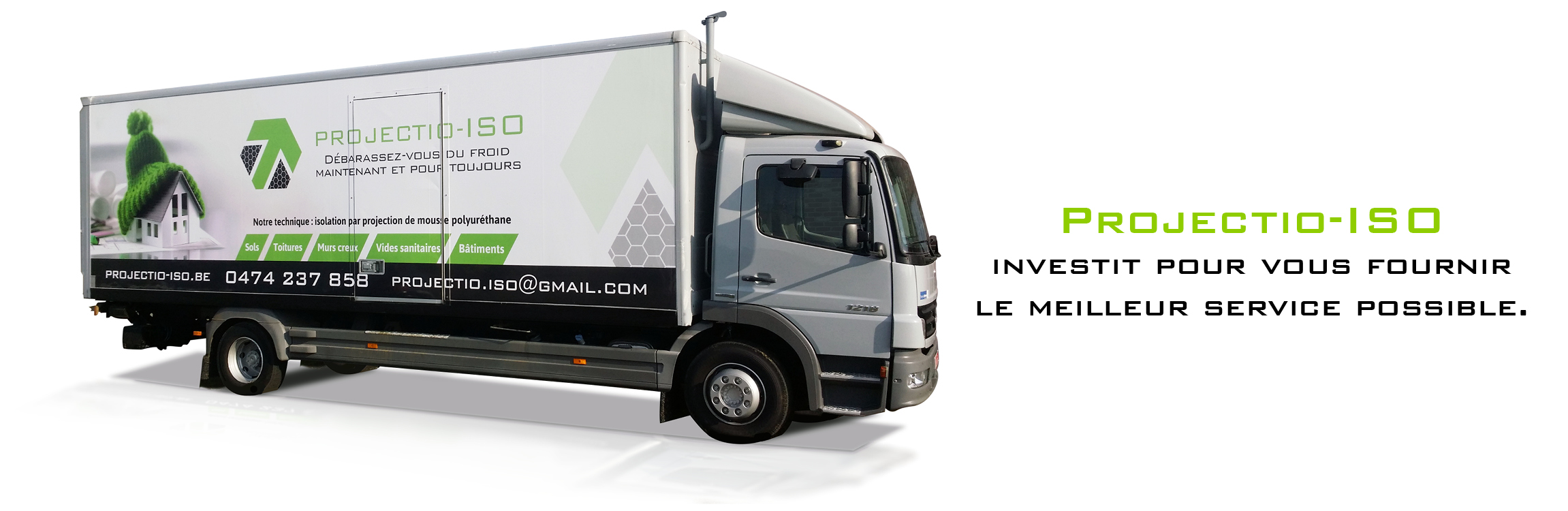 Camion Projectio ISO